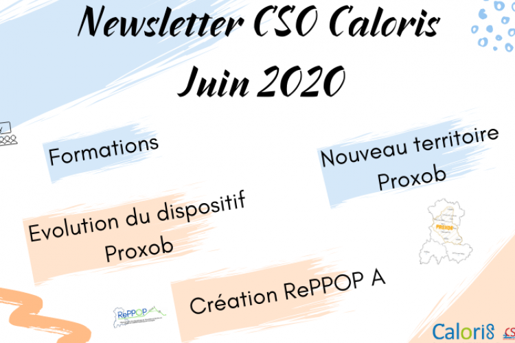 Newsletter Cso Caloris